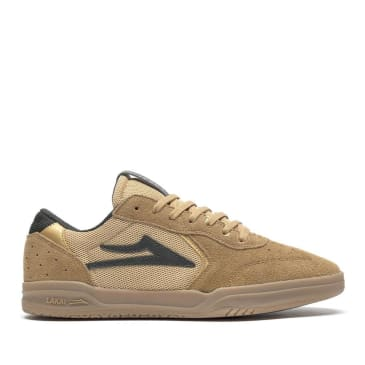 Lakai Atlantic Suede Skate Shoes - Tan