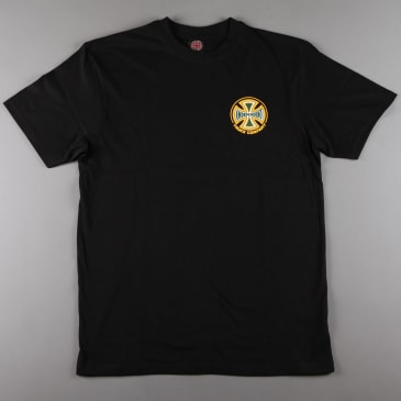 Independent 'Spectrum Truck Co' T-Shirt (Black)