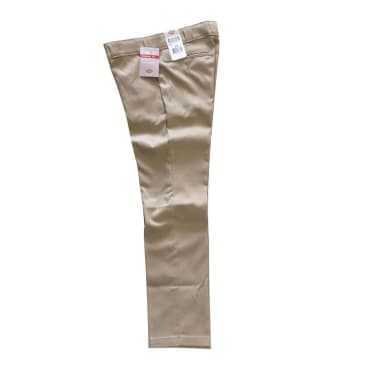 Dickies Women's 67 Ankle Pants - Desert Khaki