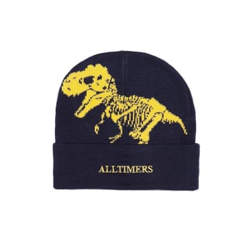 Alltimers NH Beanie - Navy