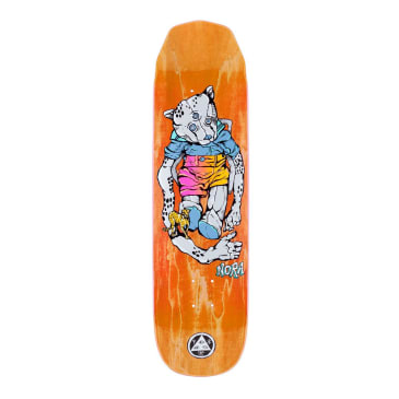 Welcome Teddy on Wicked Princess Nora Deck - 8.125""