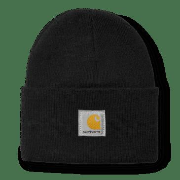 Carhartt WIP Acrylic Watch Hat - Black