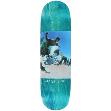Maxallure Skateboards Blue Legacy Skateboard Deck - 8.5
