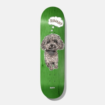 Baker Skateboards Rowan Animals Skateboard Deck - 8""