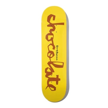 "Chocolate - K. Anderson OG Chunk WR40D1 Deck 8.5"""