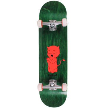 Orchard Complete Skateboard Thoughts & Prayers Green 8.25 Spitfire/Bullet