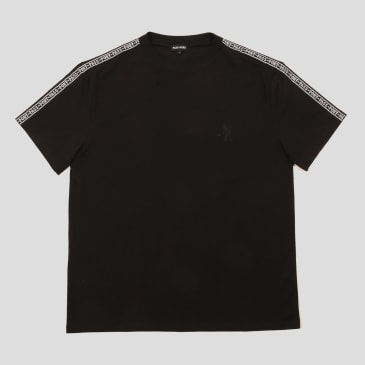 "PASS~PORT ""BARBS RIBBON"" S/S TEE BLACK"