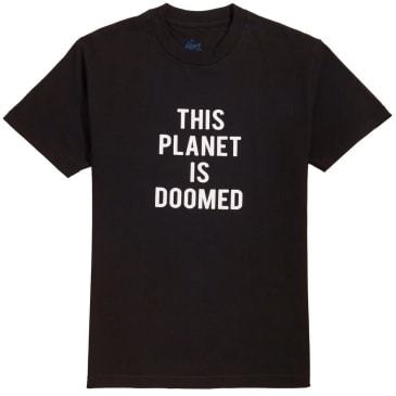 The Killing Floor This Planet is Doomed Tee Black