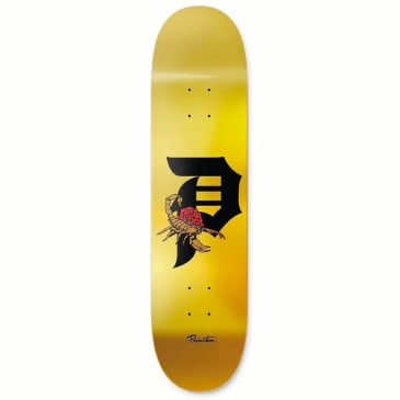 "Primitive Skateboards - Dirty P Scorpion Deck 8.5"" Wide"