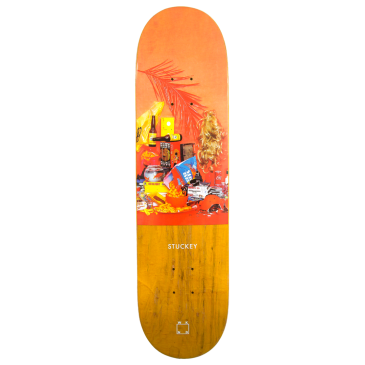 WKND - Still Life Series - Stuckey Skateboard Deck - 8.1"