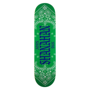 DGK Colors Shanahan Deck (8.0)