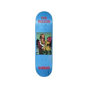Deathwish - Jon Dickson The Pond Deck 8""