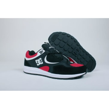 DC Shoes Kalis Lite Black/Red