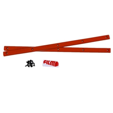 Film Trucks Parking Block Rails - Red