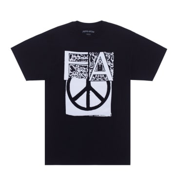 Fucking Awesome - Fucking Awesome Peace T-Shirt | Black