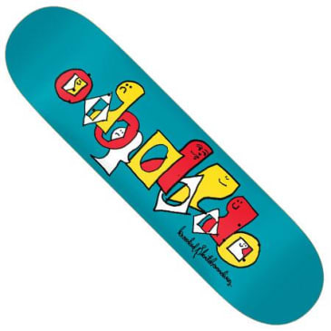 "Krooked -Pals Team Deck (8.25"")"