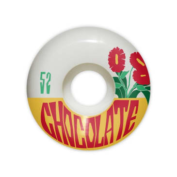 Chocolate Skateboards Plantasia Conical Wheels 52mm 99a
