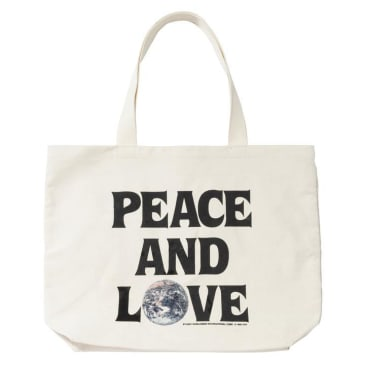 Stüssy - Peace And Love Tote Bag