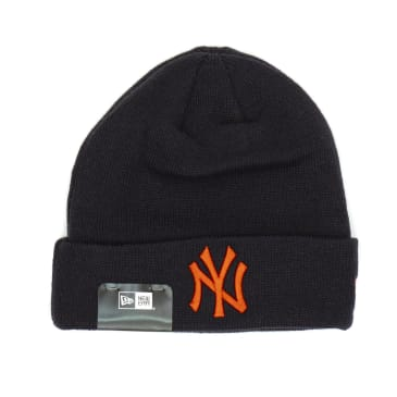 New Era New York Yankees Essential Cuff Beanie - Navy