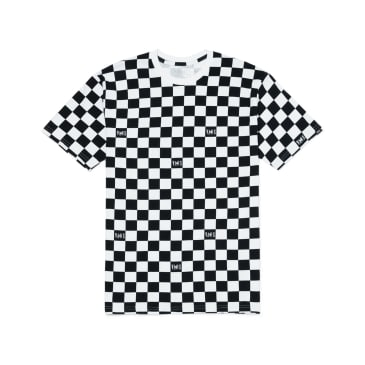 Vans Checkerboard Kyle Walker T-Shirt - Black/White
