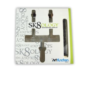 Sk8ology Skateboard Wall Display Mount And Drill Bit