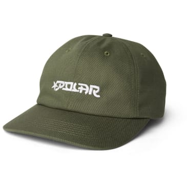 Polar Skate Co Star Cap - Sage