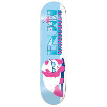 Enjoi Skateboards Panda Vice Deck 8.375