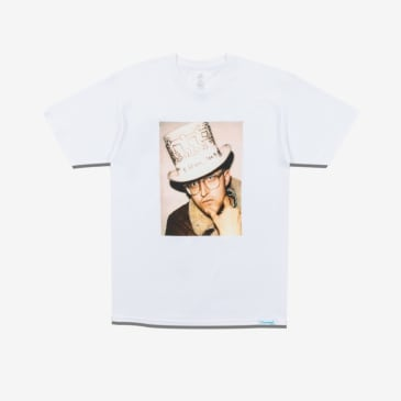 Keith Haring In A Hat Tee