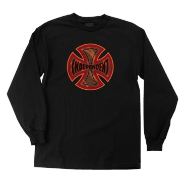 Independent Coil L/S - Black