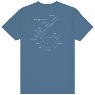 Boys of Summer Zoot Stick T-Shirt - Slate