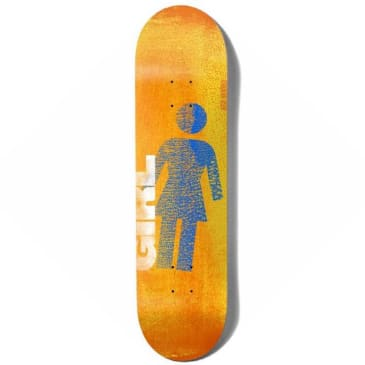 Girl Skateboards Griffin Gass Roller OG Skateboard Deck - 8.5