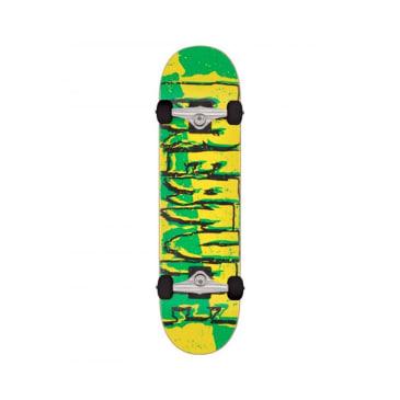 "Creature Ripped Logo Micro Complete Skateboard - 7.5"""