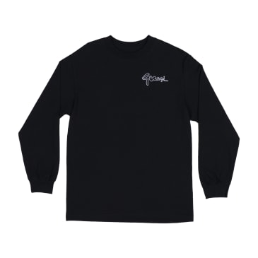 Quasi Century Long Sleeve T-Shirt - Black