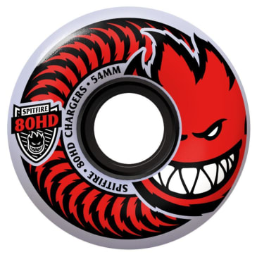 Spitfire 80hd Chargers Clear 54mm