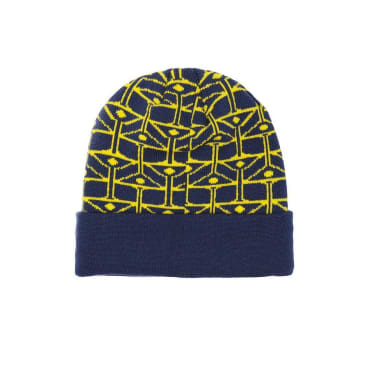 Alltimers Repeat Beanie - Navy