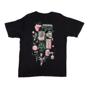 Welcome Skateboards Chaos Garment-Dyed Tee