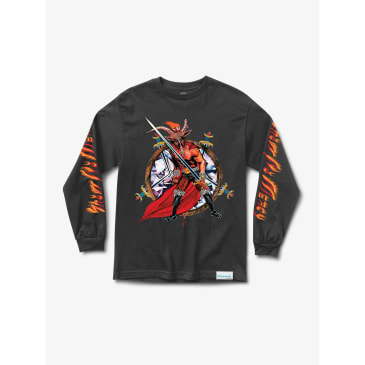 Diamond x Slayer No Mercy Longsleeve (Black)