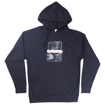 Heartthrobs Love Story Hoodie Navy