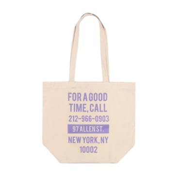 The Good Company - Good Time Tote Bag - Natural