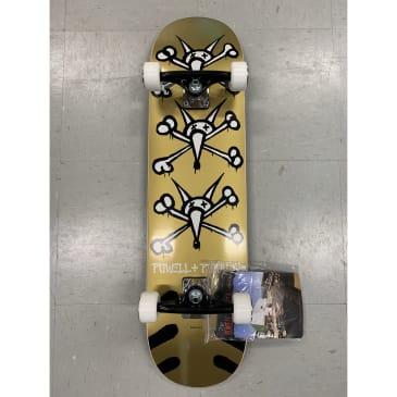 Powell Peralta Skateboards Vato Rat Complete Gold 8.0