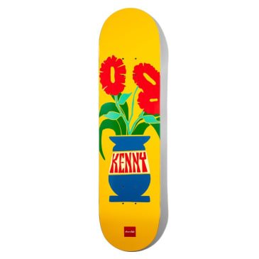 Girl Skateboards - Anderson Plantasia Deck 8
