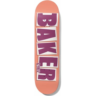 BAKER CYRIL BRAND NAME DECK - 8.25