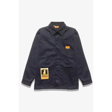 Service Works - Bakers Work Jacket - Navy