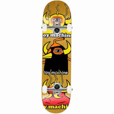 Toy Machine Chopped Up Complete Skateboard - 8.00