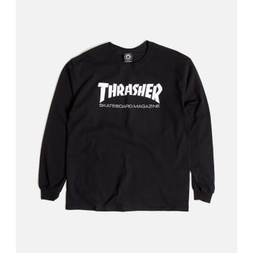 Thrasher Skate Mag Long Sleeve T-Shirt