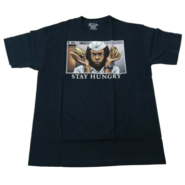 DGK - Stay Hungry Tee - Navy