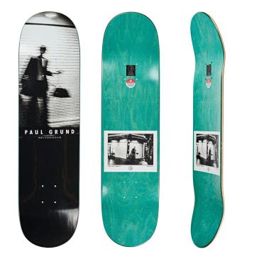 "Polar Skate Co. Paul Grund Man In Rain Skateboard Deck - 8"""