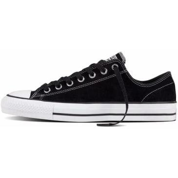 Converse CONS CTAS Pro OX Low Shoes - Black/Black/White