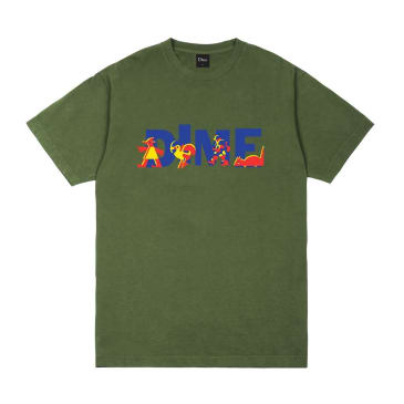 Dime Toy Store T-Shirt - Olive