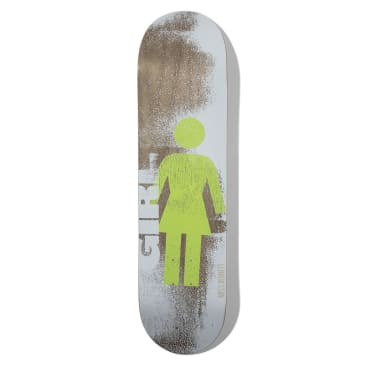Girl Skateboards Roller OG Deck Bennett 8.25